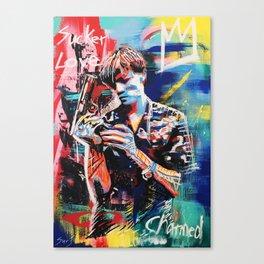 Sucker Love Canvas Print