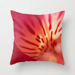 The Marks Throw Pillow