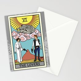 The Lovers - Tarot Card Stationery Cards