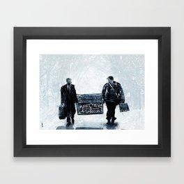 Planes,Trains & Automobiles Framed Art Print