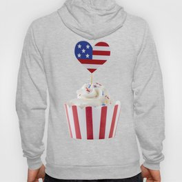 Independence day cupcake Hoody