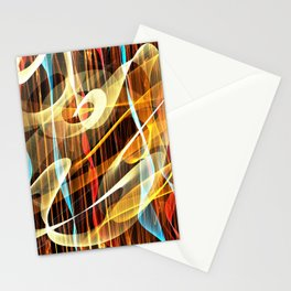 Footlights Stationery Cards