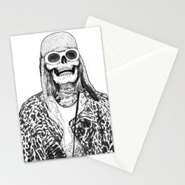 Dead Famous Kurt Stationery Cards