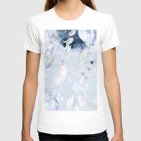 crystals T-shirts featuring Crystals by Mauricio Santana
