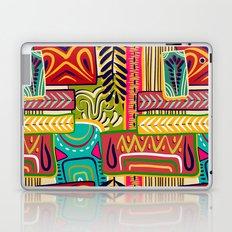 Geometric African Boho Pattern Laptop & iPad Skin