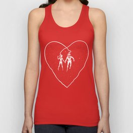 Love Space Unisex Tank Top