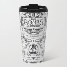 Legend of Zelda Bomb Advertisement Poster Travel Mug