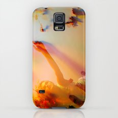 Blooming Colors Slim Case Galaxy S5