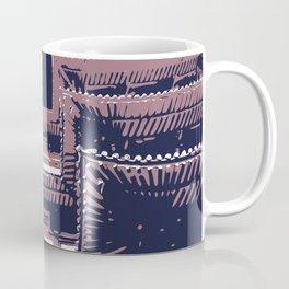The Buddhist Temple Coffee Mug
