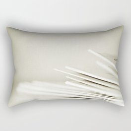 Yesterday's News Rectangular Pillow