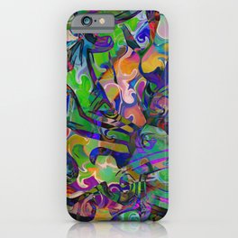 Journeying Alchemy iPhone Case