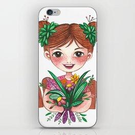 Gardening iPhone Skin