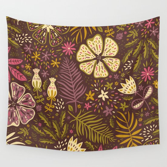 Enchanted Wall Tapestry
