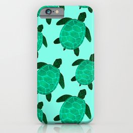 Turtle Totem iPhone Case