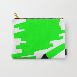 Green Marker Copy Space Carry-All Pouch