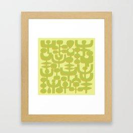MCM #1 Framed Art Print