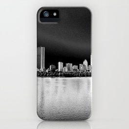 Back Bay iPhone Case