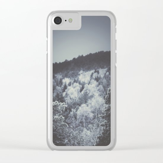 When i look at you Clear iPhone Case