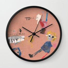 Bambaataa Wall Clock