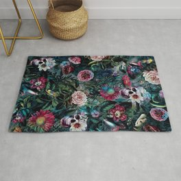 Poisonous Forest Rug