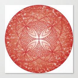 The Root Chakra Canvas Print