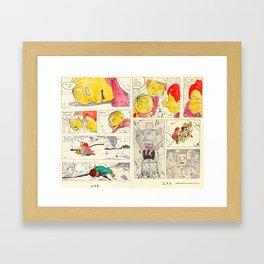 bartkira 2 Framed Art Print