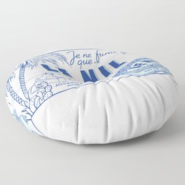 LE NIL rolling papers Floor Pillow