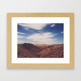 Fuerteventura Framed Art Print