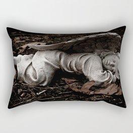 Sleeping Angel Rectangular Pillow