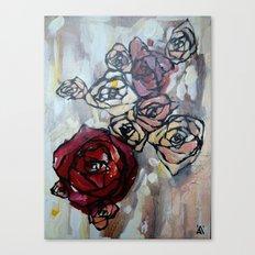 Roses4422 Canvas Print
