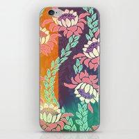 sunrise iPhone & iPod Skins featuring Sunrise by Vikki Salmela