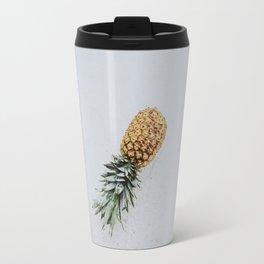 pineapple at the beach ii Travel Mug
