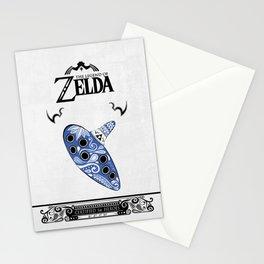 Zelda legend - Ocarina of time Stationery Cards