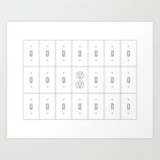 Which Switch Art Print