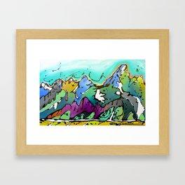 Summer's Upon Us Framed Art Print