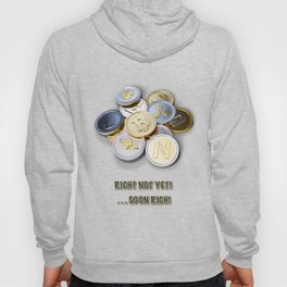 Cryptocurrency Pattern Hoody
