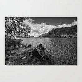 Ullswater, Lake District Canvas Print