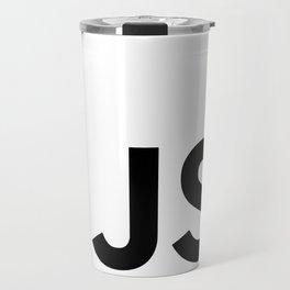 Javascript (JS) Travel Mug