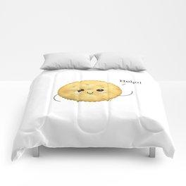 Super Cute Realistic Cracker Kawaii (Clever huh?) :p Comforters
