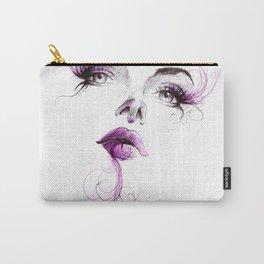 retrato Carry-All Pouch
