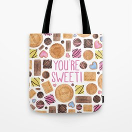 You're Sweet! Tote Bag