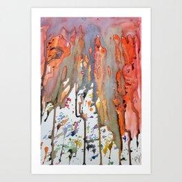 Renewing of the Mind v.3 Art Print
