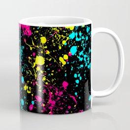 Splatter Art Coffee Mug