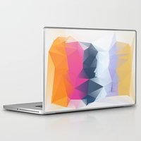 siren Laptop & iPad Skins featuring SIREN by Three of the Possessed