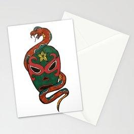 Desert Demon Stationery Cards