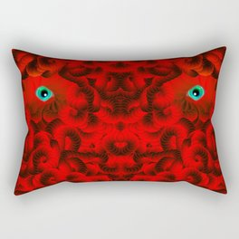 Eyelet Rectangular Pillow