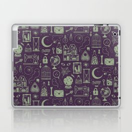 Haunted Attic: Phantom Laptop & iPad Skin