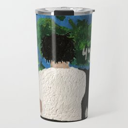 4 Your Eyez Only - J. Cole - Melted Crayon Wax Travel Mug