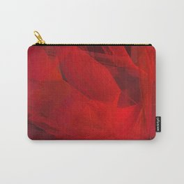 Red Fire Carry-All Pouch
