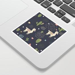 Proud Alpacas Sticker